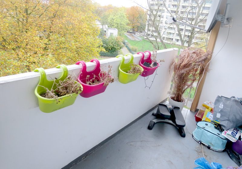 WE - Balkon