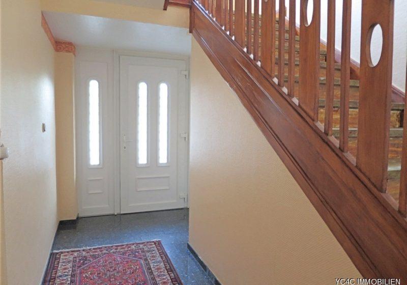 Objekt - Treppengang