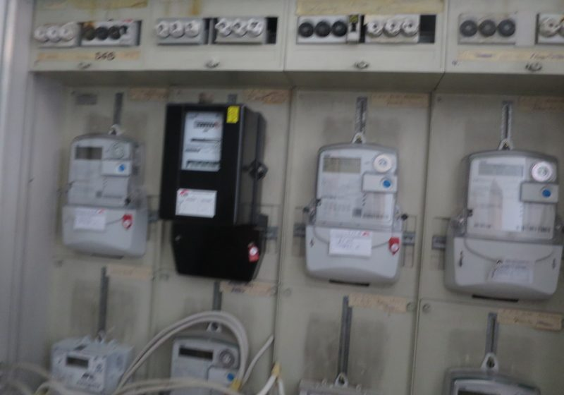 Stromzähler